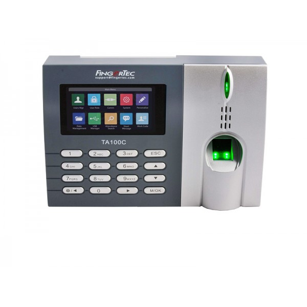 Fingerprint Time Attendance System TA100RC