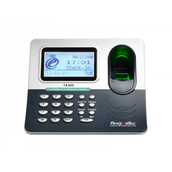 Fingerprint Time Attendance System TA300 on