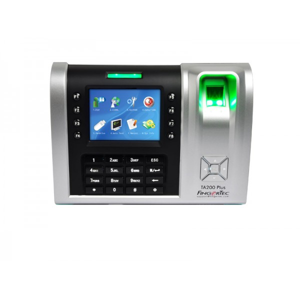 Fingerprint Time Attendance System TA200 Plus